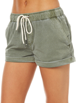 Swell Adrift Core Short Green
