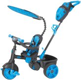 Little Tikes 4-in-1 Deluxe Edition - Neon Blue