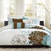 JCPenney Madison Park Farrah 6-pc. Floral Duvet Cover Set