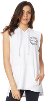 The Upside Love Ace And Tennis Recovery Hood White