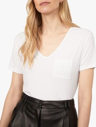Warehouse V-Neck Pocket T-Shirt