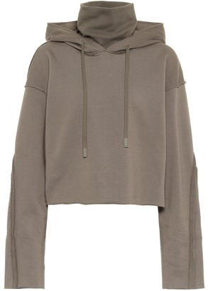 Alo Yoga Effortless cropped hoodie