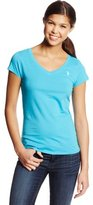U.S. Polo Assn. Juniors' Short-Sleeve V-Neck T-Shirt