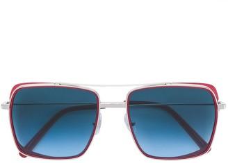 Oxydo Square Tinted Sunglasses