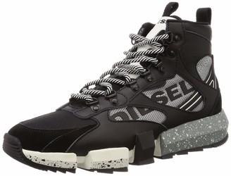 Diesel Men's S-PADOLA Trek-Sneaker mid