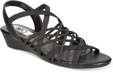 Impo Rise Stretch Wedge Sandals Women's Shoes