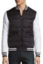 Members Only Ultra Light Varsity Jacket
