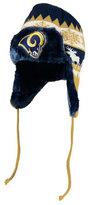 New Era St. Louis Rams Moose Trapper Knit Hat