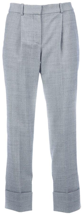 Chloé fine woven trouser