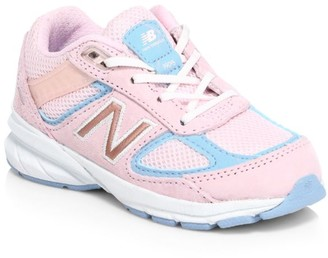 New Balance Baby's & Little Girl's Made US 990V5 Low-Top Sneakers