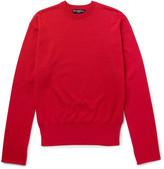 Balenciaga - Oversized Cotton-blend Sweater