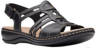 Clarks Womens Leisa Janna Strap Sandals