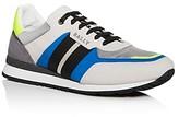 Bally Men's Aseo Color-Block Low-Top Sneakers