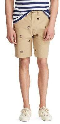 Polo Ralph Lauren Straight-Fit Stretch Chino Shorts