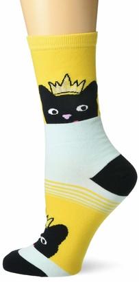 K. Bell Socks K. Bell Women's Playful Novelty Fashion Crew Socks