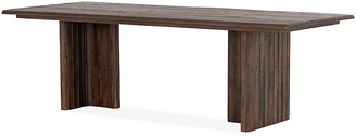 One Kings Lane Raquel Dining Table - Reclaimed Brown - 80""