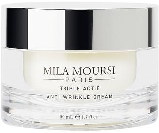 Mila Louise Moursi Triple Actif Anti Wrinkle Cream