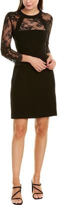 The Kooples Lace Sheath Dress