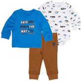 Carhartt Carhartt® Brown Joggers Set - Infant