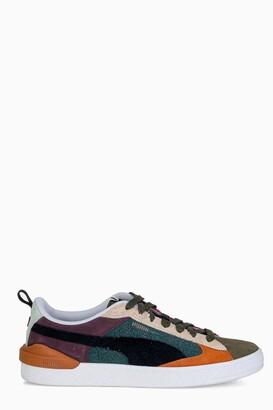 Puma Bloc WTFormstripe Lace-Up Sneakers