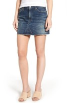 Citizens of Humanity Women's Denim Miniskirt