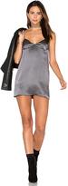 Dream Lani Slip Dress in Gray. - size 2 / M (also in )