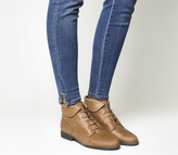 Office Alice Lace Up Vintage Boots