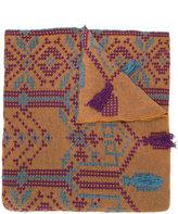 Cecilia Prado knitted scarf - women - Acrylic/Lurex/Viscose - One Size