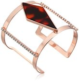 GUESS Red Tort Cuff Bracelet