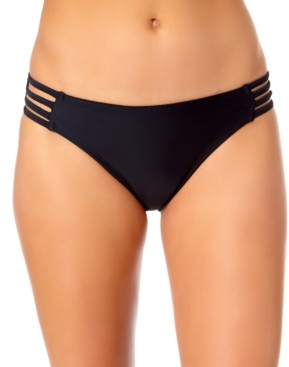 California Waves Strappy Hipster Bikini Bottoms, Created for Macy's Women's Swimsuit