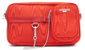 Marine Serre Multi-pocket And Chain Belt Bag - Red