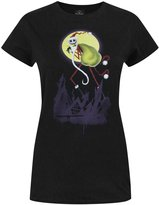 Disney Official Nightmare Before Christmas Santa Jack Women's T-Shirt (L)