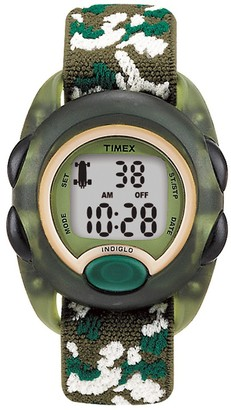 Timex Kid' Digital Watch with Camouflage trap - T71912XY