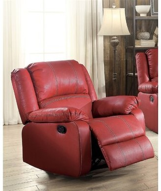 Red Leather Recliner Shop The World S Largest Collection Of Fashion Shopstyle