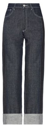 Malloni Denim trousers
