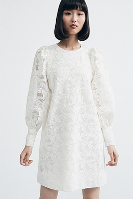 Witchery Makani Lace Dress