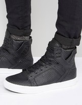 Supra Skytop Hi Top Trainers