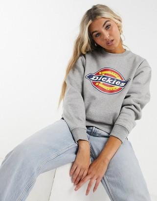 Dickies Pittsburgh sweatshirt in grey