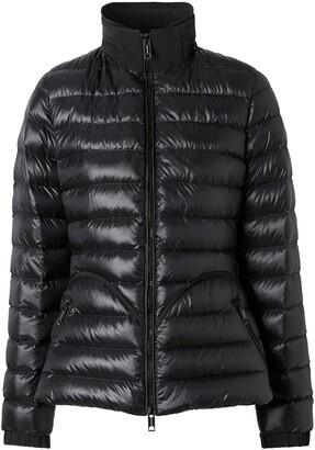 Burberry Packaway Hood Puffer Jacket