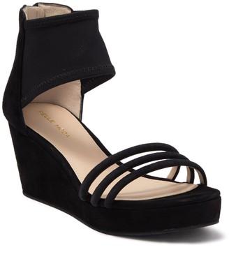 Pelle Moda Katrice Platform Wedge Sandal