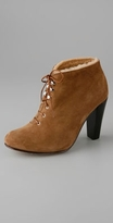 Shearling Ankle Bootie