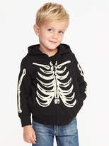 Old Navy Glow-in-the-Dark Skeleton Hoodie for Toddler Boys