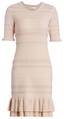 Bailey 44 Chantal Knit Sheath Dress