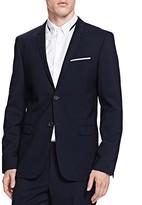 The Kooples Comfort Twist Slim Fit Sport Coat