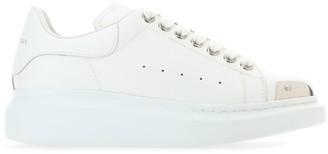 Alexander McQueen Oversized Toe-Cap Sneakers