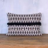 Graham and Green Kadee Monochrome Cushion