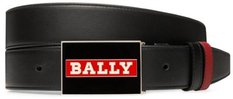 Bally Casual Reversible Leather Belt