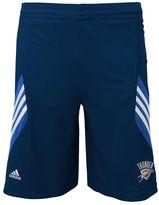 adidas Boys 8-20 Oklahoma City Thunder Prestige Shorts