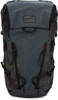 Diesel Blue Denim & Camo D-Running Backpack