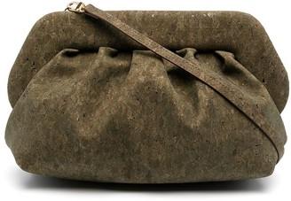 Themoire Bios gathered tote bag